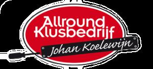 Allround Klusbedrijf Johan Koelewijn